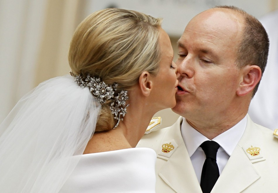 BampB FASHION HOUSE MONACO ROYAL WEDDING