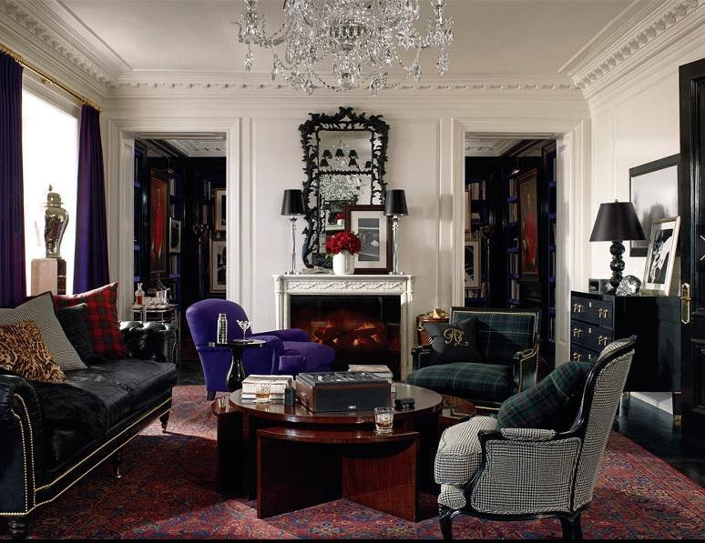 The Adventures Of Tartanscot Ralph Lauren Apartment