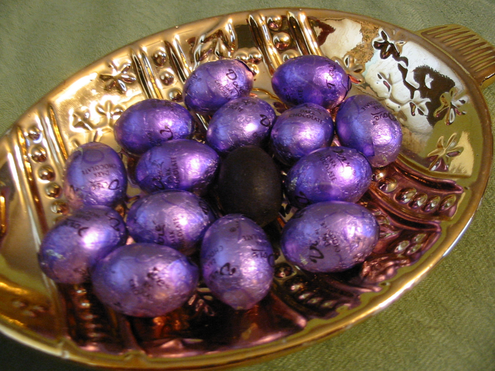 Dove Milk Chocolate Egg Calories