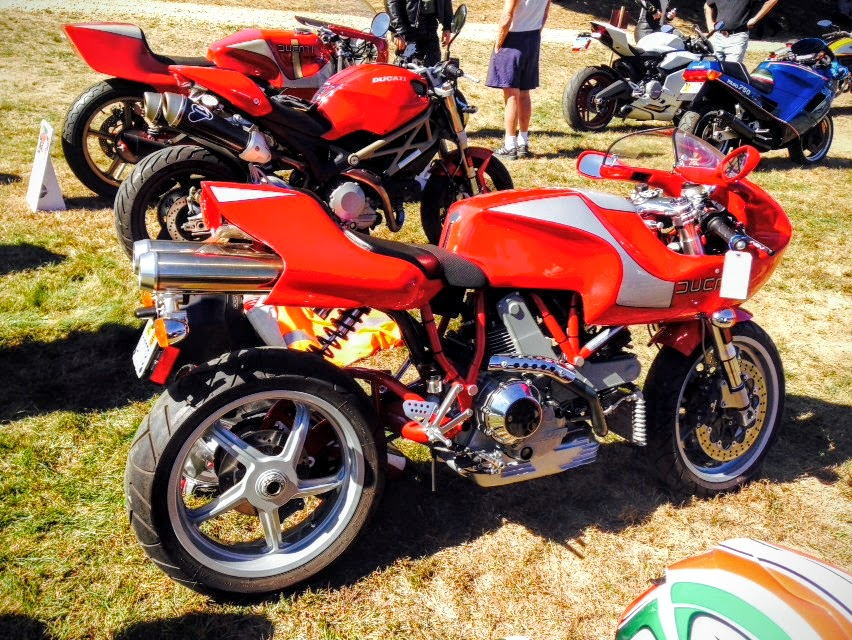 Ducati MH900ie