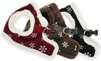 Puppia Snowflake Harness