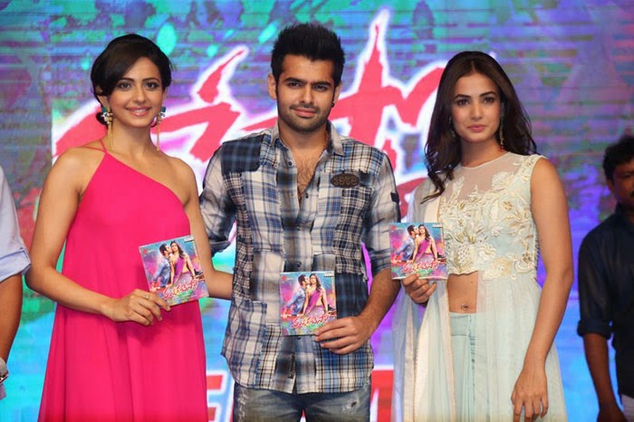 Pandaga Chesko Movie Audio Launch Photo Gallery