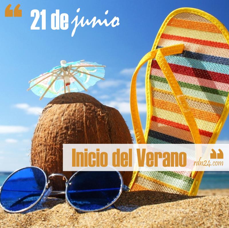 21 de junio - Primer día de Verano | + Info