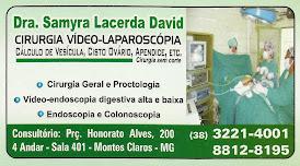 Dra. Samyra Lacerda David