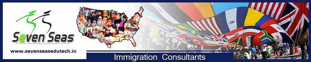 Seven Seas Immigration Consultant in Delhi, India