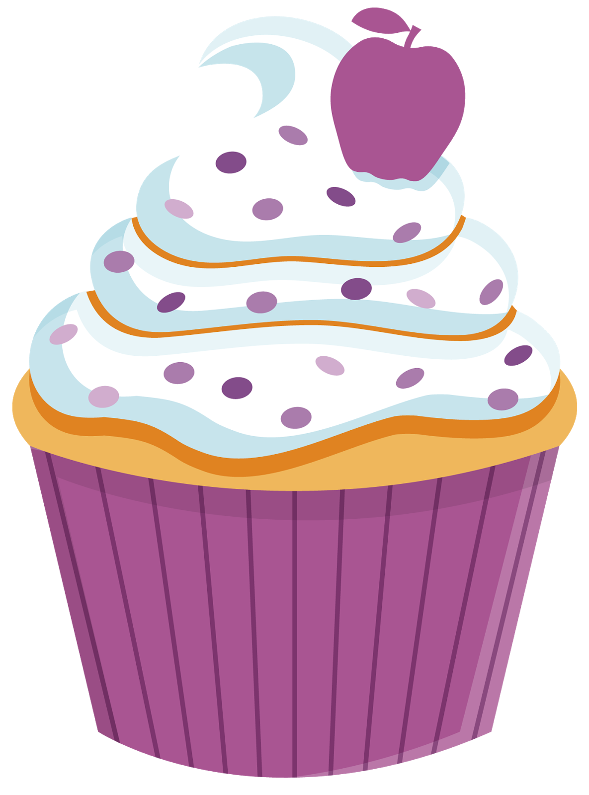 sorte no amor: cupcake cute