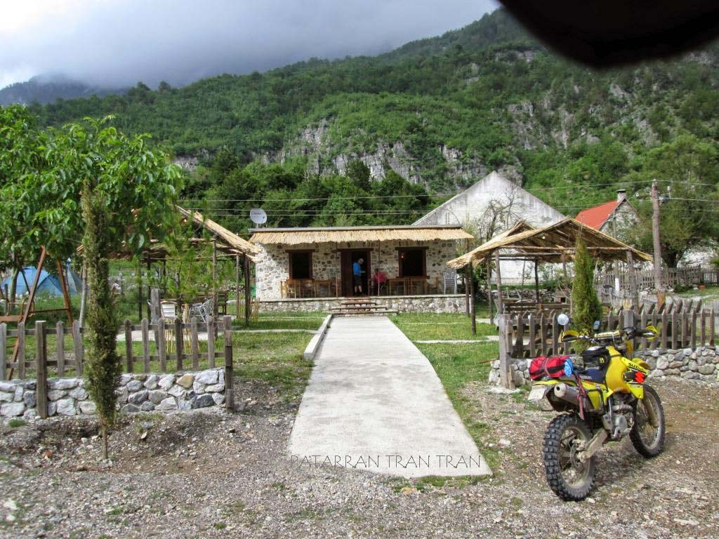 DRZ400. Trail Forever. Los Balcanes