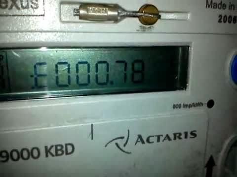 Hack Tnb Digital Meter