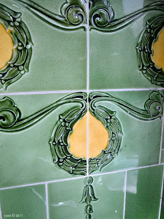 pub tiles at the rocks