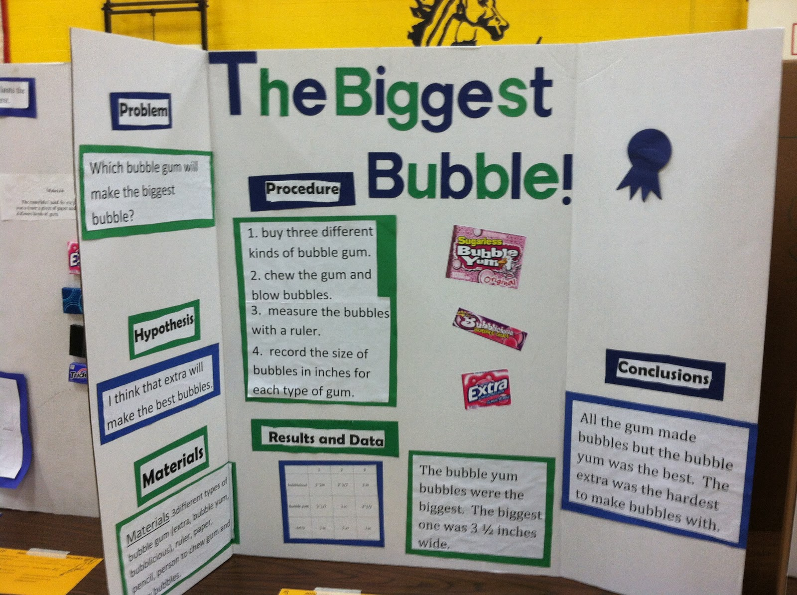 cool 6th grade science fair projects