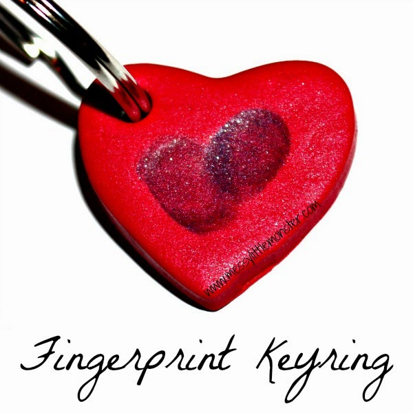 http://www.messylittlemonster.com/2014/12/fingerprint-heart-keyring-ornament.html