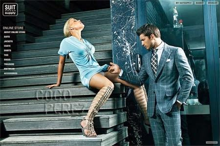 use of sexual implications in advertising