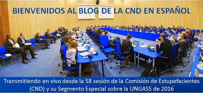 Bienvenido al blog de la CND en español