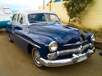 Mercury Classic Car