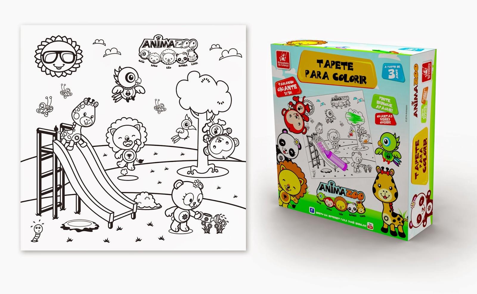 Tv Brinquedos Turminha Do Animazoo Entra No Mercado De Brinquedos