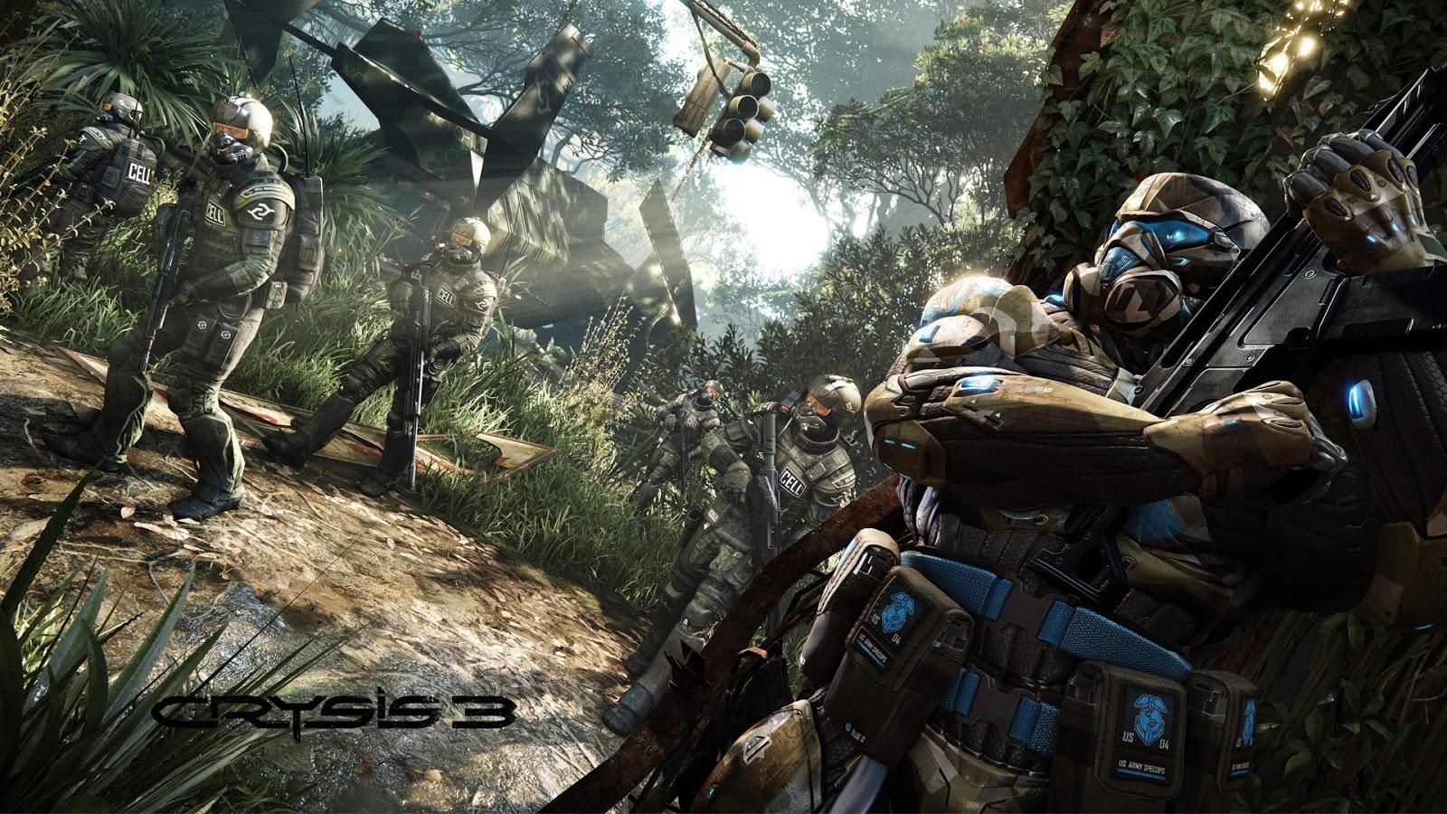Crysis 3 Hunter Edition Games