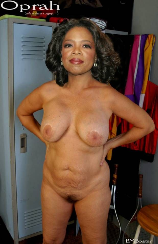 oprah winfrey naked