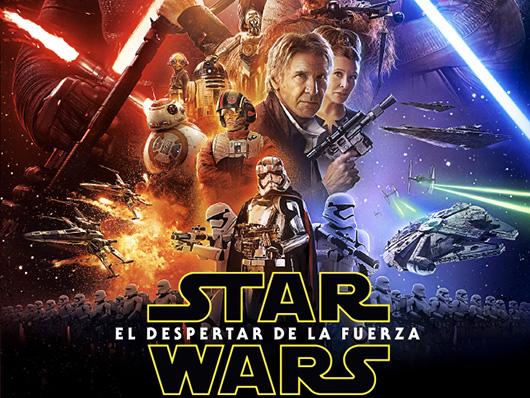 Tráiler en español de 'Star Wars: el despertar de la Fuerza'