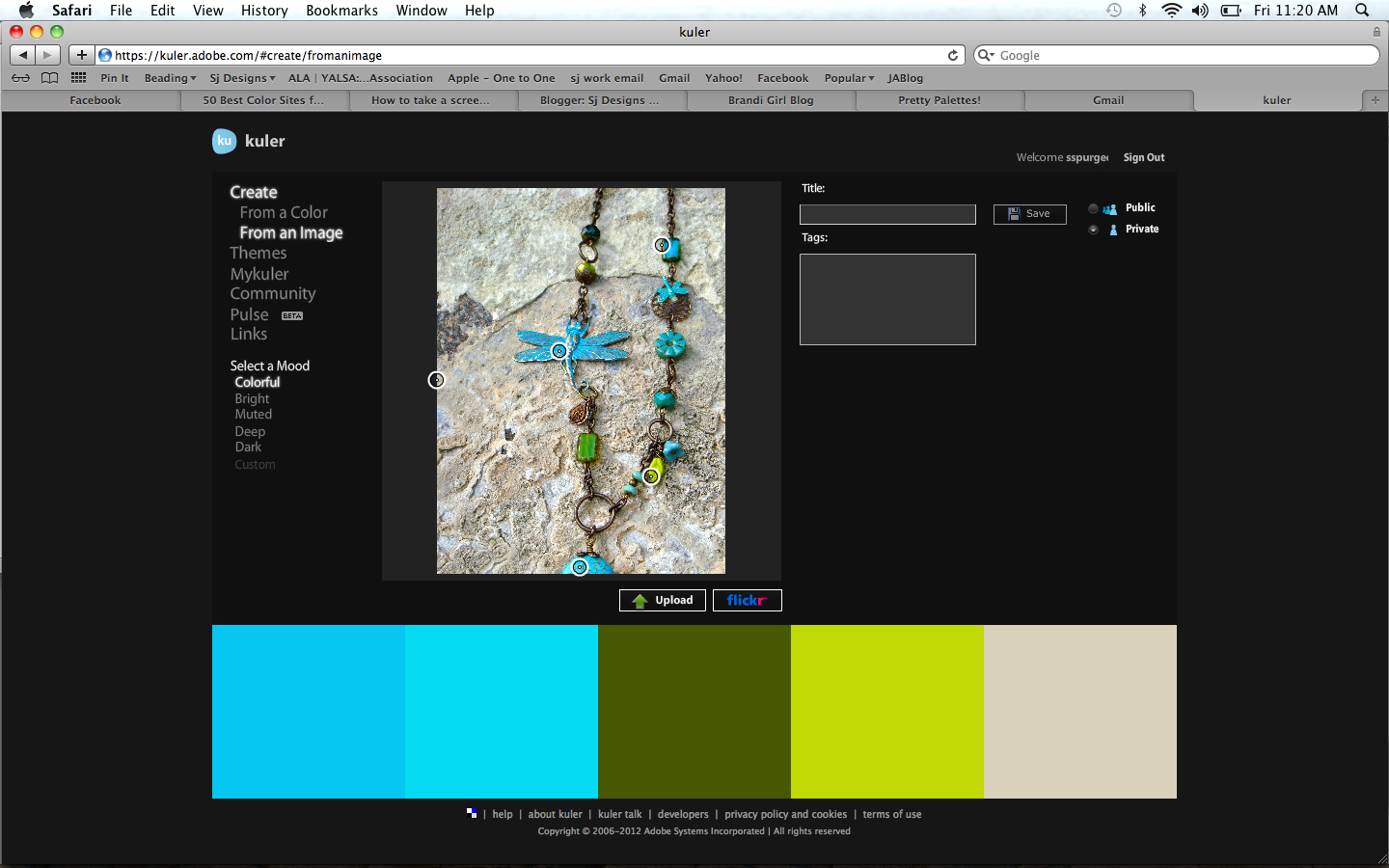 Cool themes for gmail