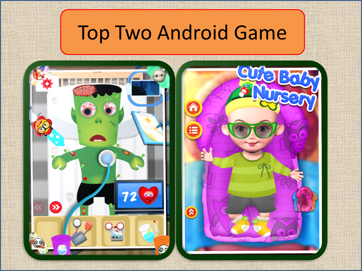 top free android game for kids