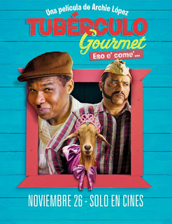 Ver Tubérculo Gourmet (Tuberculo Gourmet)  (2015) película Latino