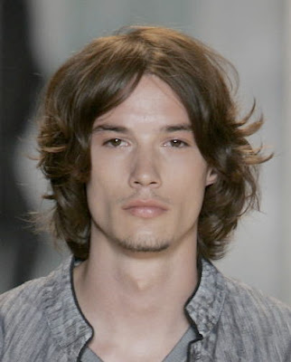 Haircuts for men with thick hair 2013