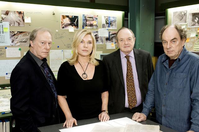 Dennis Waterman, Amanda Redman, James Bolam, Alun Armstrong