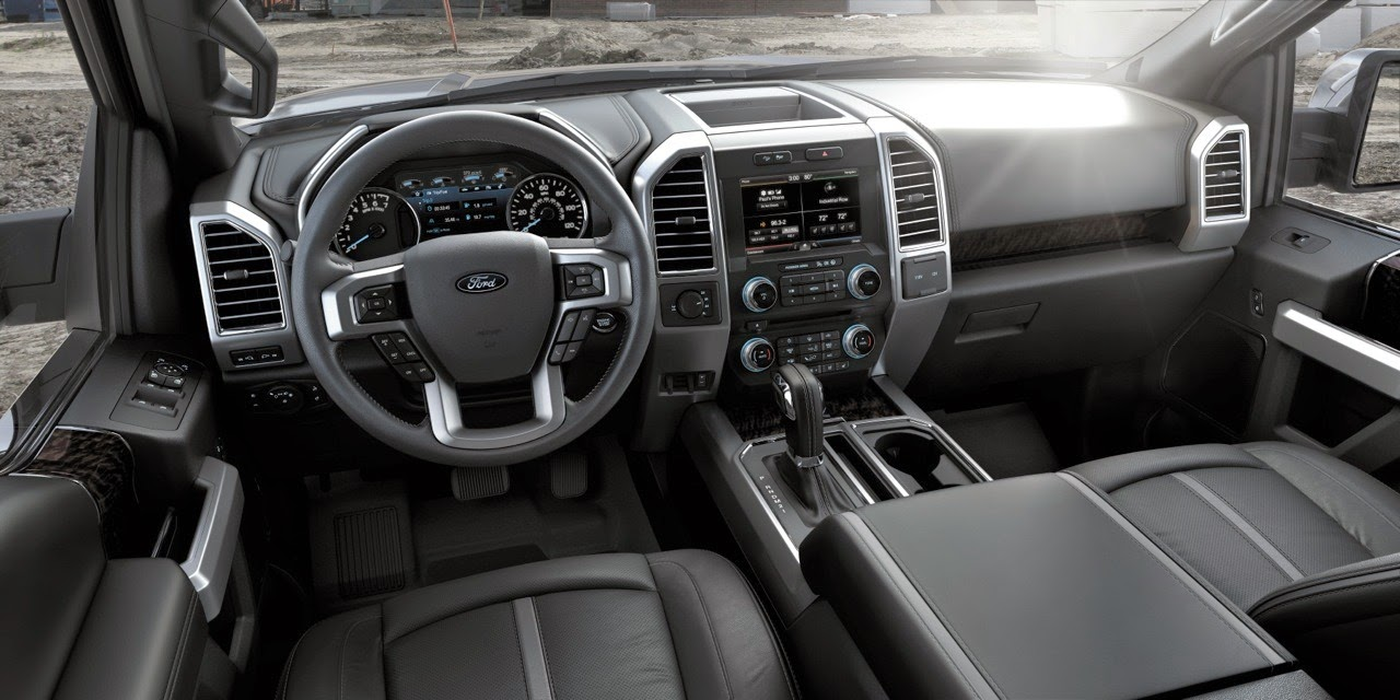 2015 ford f150 feature