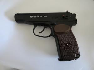KWC Makarov Cal 4,5mm