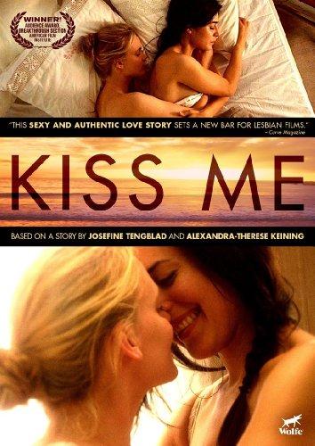 Kiss Me 2011 DVD Lesbian Romance Movie
