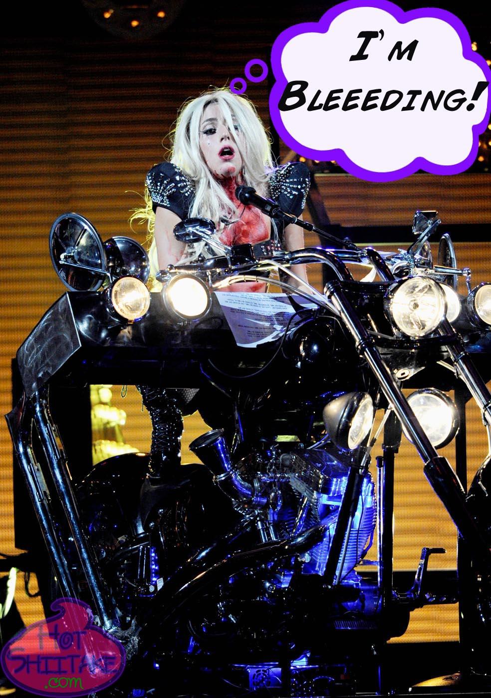 Lady Gaga iHeart Radio Music Festival