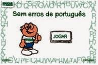 JOGO: Erros de Português
