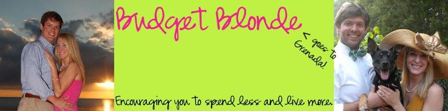 Budget Blonde