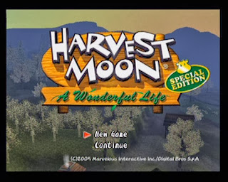 Free Download Pc Games Harvest Moon A Wonderful Life Special Edition-Full Version