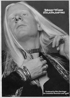 Johnny Winter's Still Alive & Well