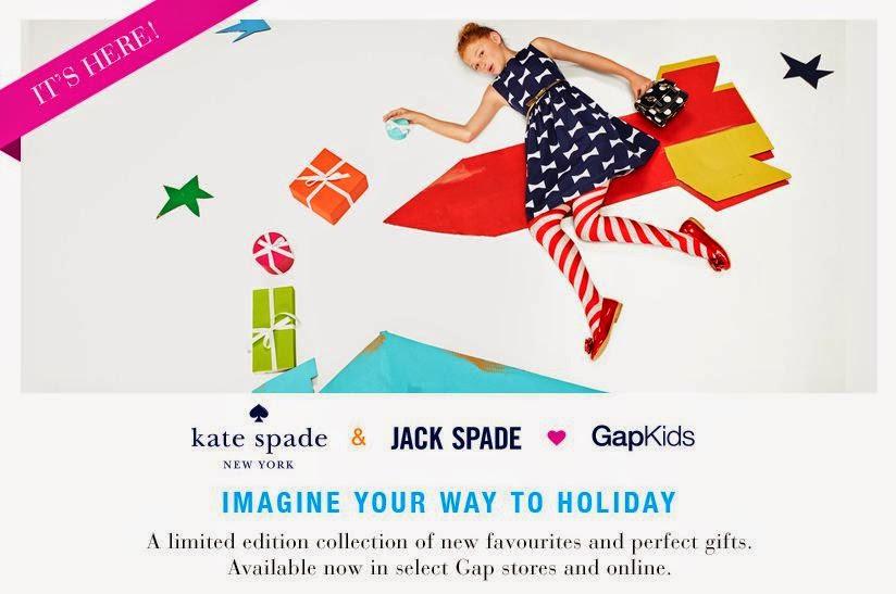Kate Spade NY x Gap Kids, Jack Spade
