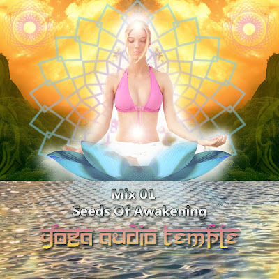 cover art for mix 1 of yoga mixes series