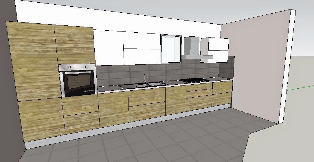 Parete cucina senza piastrelle with parete cucina senza piastrelle finest casa maggiori with - Piastrelle per cucine moderne ...