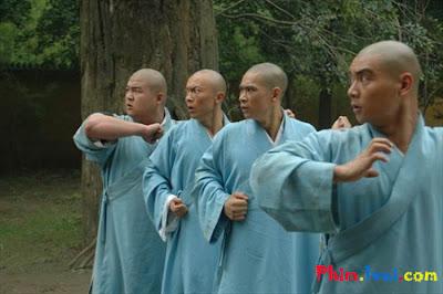 Phim Thiếu Lâm Tự Truyền Kỳ - VTV9 Online