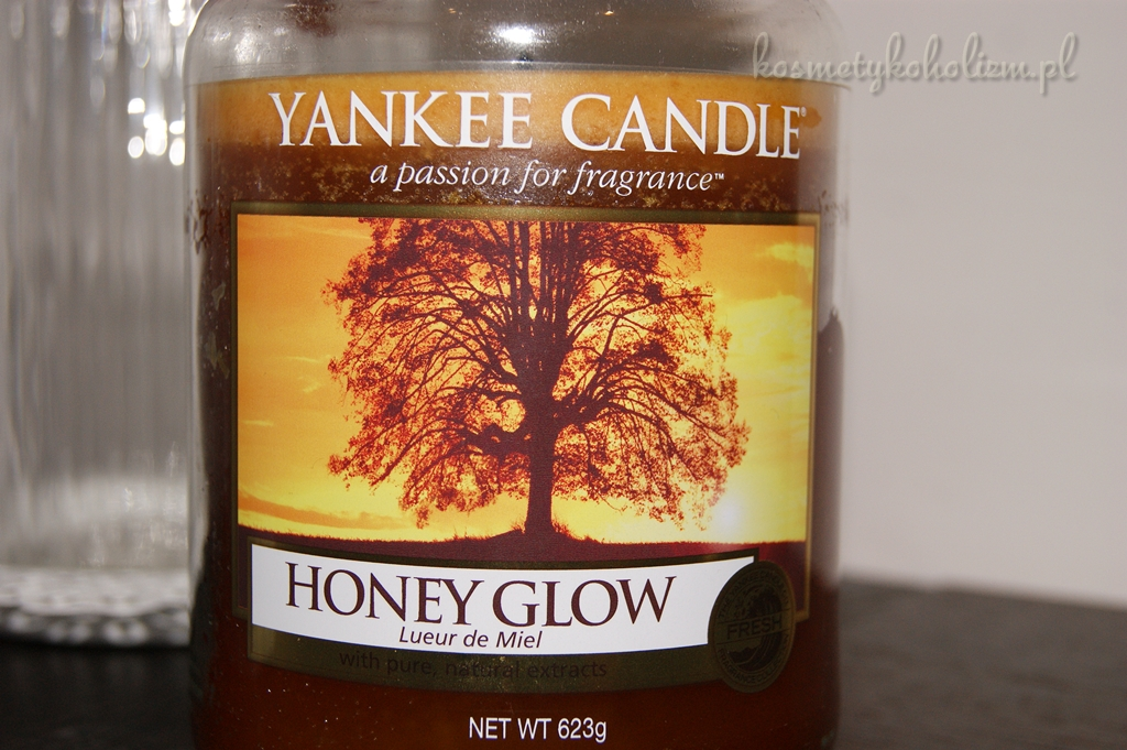 Yankee Candle | Honey Glow
