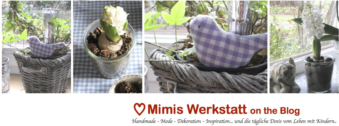 Mimis Werkstatt on the Blog