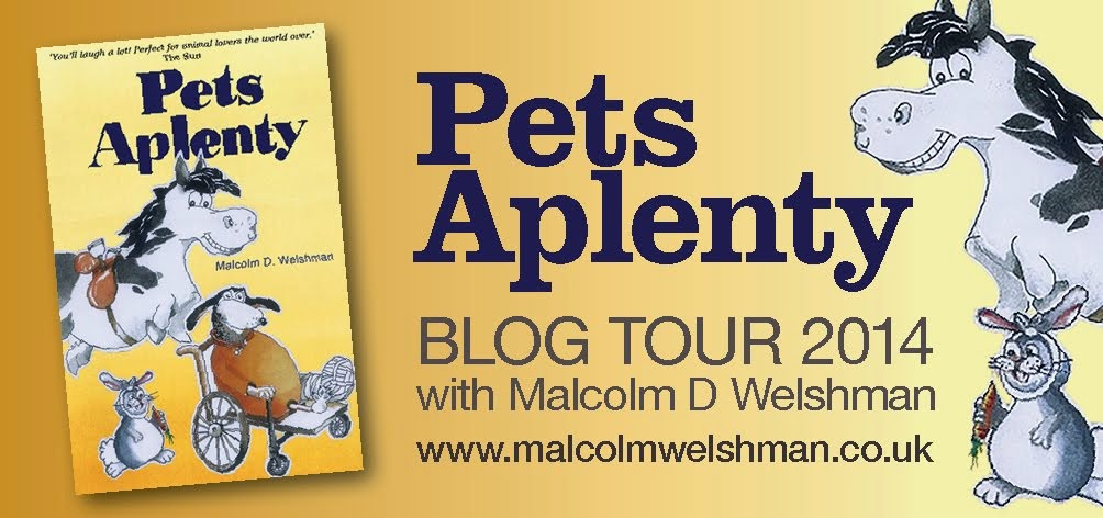 Pets Aplenty Blog Tour 2014
