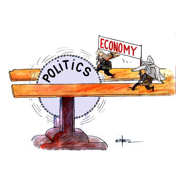 Economía y política