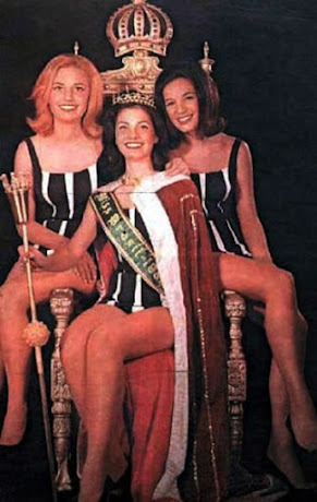 1963 - Top Tres Miss Universo Brasil