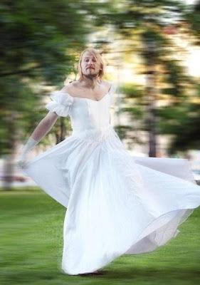 pengantin yang cantik