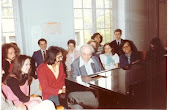 Classe de composition d'Olivier Messiaen