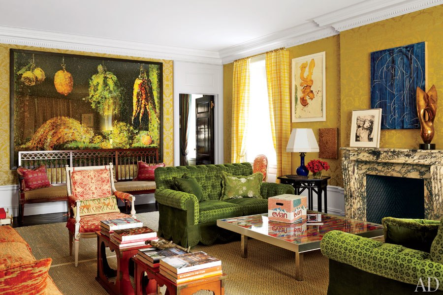 Loveisspeed peter marino designs a vibrant upper for Park avenue designs