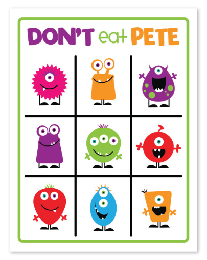 Divine image within don t eat pete printable