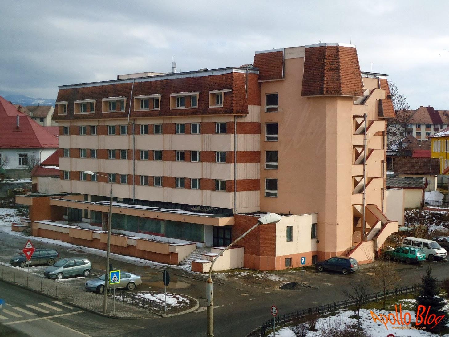 Hotel Toplita