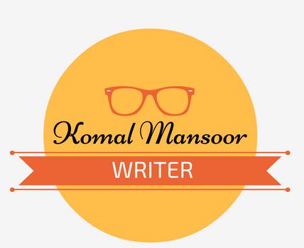 Komal Mansoor Writer